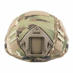 army tactical series airsoft paintball fast helmet cover 8 colors multicam