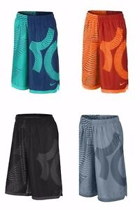 4 NWT Nike KD Surge Kevin Durant basketball long shorts YOUTH little boys XS lot