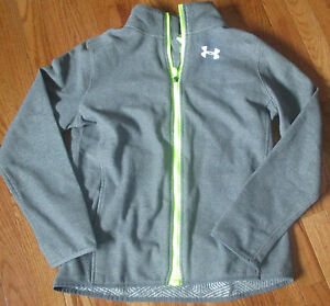 new with tag boy under armour coldgear jacket sweater  size: YXL (youth XL)