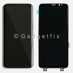 USA Samsung Galaxy S7 S8 S9 Plus LCD Display Touch Screen Digitizer Frame $129.95