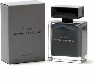 Narciso Rodriguez for Him Men's Eau de Toilette Spray 3.3 oz 5pk
