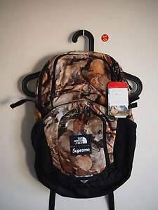 Supreme The North Face TNF Leaves Pocono Backpack