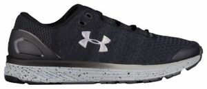 Under Armour Charged Bandit 3 Boys GS BlkStealth GreyMetallic Silver 5957-001