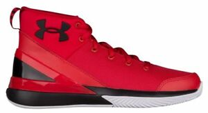 Under Armour X Level Ninja Boys' Grade School RedWhiteBlack 6005-600