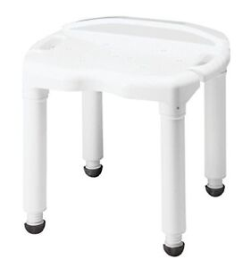 Bath Bench Best for Convenient Placement for Hand Held Shower Up to 400 Pounds