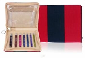 Knitter#x27;s Pride Zing Special 16quot; Short Tip Interchangeable Knitting Set $54.09