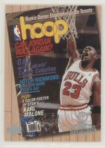 1998 99 Upper Deck Living Legend Cover Story Michael Jordan #C4 HOF