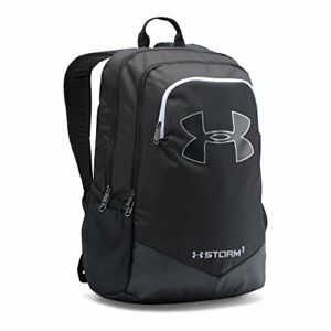 Under Armour Boys' Storm Scrimmage Backpack BlackBlack One Size Bags Backpacks