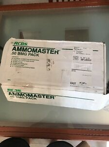 RCBS AmmoMaster .50 BMG Pack Dies Press & Accessories 88700