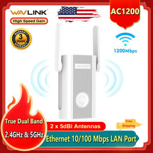 300Mbps Wireless-N Range ExtenderWiFi RepeaterSignal Booster Network Router