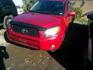 Front Clip Limited With Fog Lamps 4 Cylinder Fits 06-08 RAV4 595723