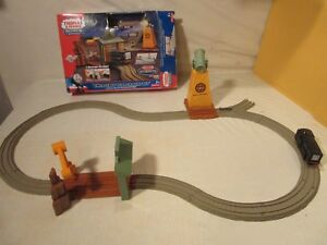 Thomas and Friends Train Set Trackmaster Emergency Searchlight Playset Diesel