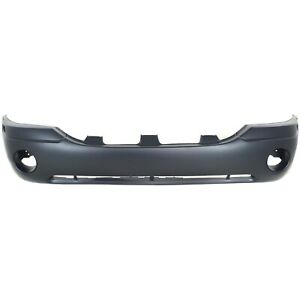 Front Bumper Cover For 2002 2009 GMC Envoy SUV SLE SLT Primed 88937036 $86.17