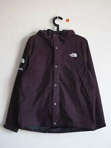 Supreme The North Face TNF Mountain Shell Jacket Burgundy 12 FW Size M