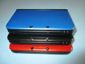 Nintendo 3DS XL Systems You Pick Choose Your Color FREE Ship!