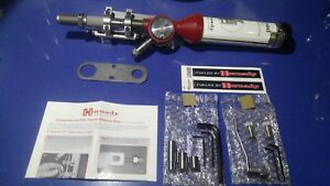 Hornady lock n load powder measure Case activated powder drop rifle micrometer