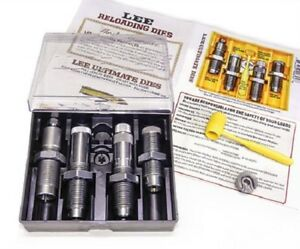Lee .300 Win. Mag. 300 Winchester Magnum Ultimate 4 Die Set LEE 90738