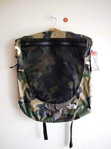 Supreme The North Face TNF Waterproof Backpack Camo