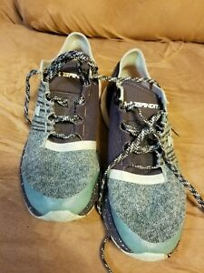 under armour bandit 2 women's size 7.5 running walking no insoles use old ones