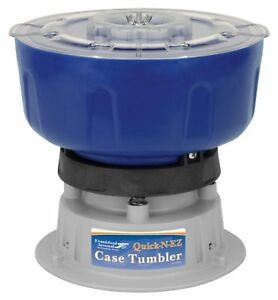 Quick-n-Ez Brass Case Tumbler .223 Cases Cleaning Polisher Media NOT included