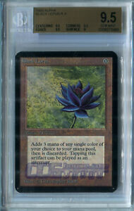 Black Lotus (Alpha) - BGS GEM MINT 9.5 MTG *CCGHouse* Magic