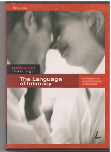 LANGUAGE OF INTIMACY DVD, 2005 INCLUDES INSERT