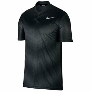 Nike TW Dry Fit Engineered Blade Golf Polo 2017