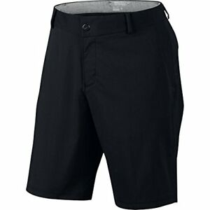 Nike Golf Men's Modern Tech Woven Shorts BlackWolf Grey Shorts 30 X 10
