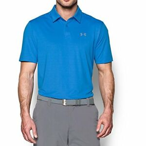 Under Armour Men's CoolSwitch Ice Pick Polo WaterWater XXX-Large