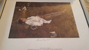 13 HAND-SIGNED ANDREW WYETH