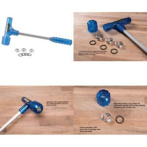 Arsenal Impact Bullet Puller Hammer Style With 3 Collets Quick Easy Tool Remover