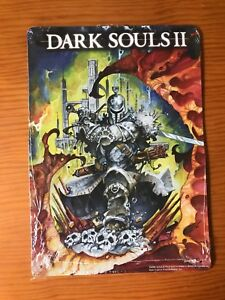 Dark Souls II - Metal Lithograp Promo - Exclusive from Spain (VERY RARE)