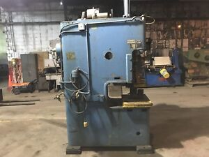 Niagara 43 Ton Punch Press