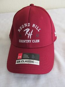 Men's Under Armour HAT UA CLASSIC, Color Red, Size SM MD.. $16.00