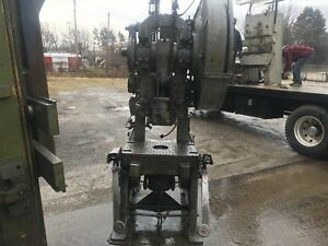 Heavy Duty L&J Punch Press Think Its A 55ton