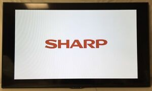 Sharp 60 in Class Pro LED Commercial display Full HD  w TV Tuner  PN-LE601