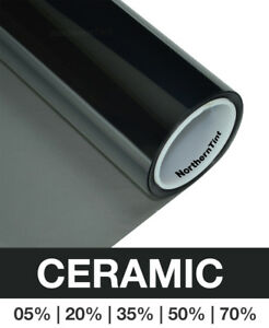 Ceramic Window Tint Roll for Home, Office, Car, Truck, Auto - Any Size