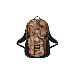Supreme The North Face Pocono Backpack [Leaves] NM 71656 16 aw Backpack Rucksack
