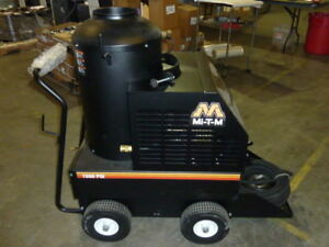 NEW Mi-T-M (GH-1502-LM10) 1500 PSI Cart Pressure Washer 2 HP 1.8 GPM 3WB91 LP
