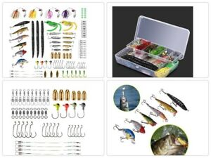 Fishing Lures Baits Tackle Crankbaits Spinnerbaits Plastic worms Jigs Topwater L