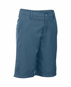 Under Armour Boys Medal Play Golf Shorts - Chse size  color