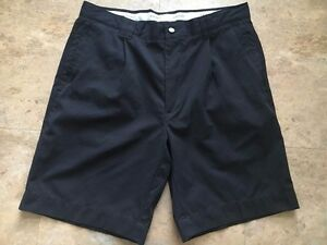Men's Callaway Golf X Series Black Shorts Size 34