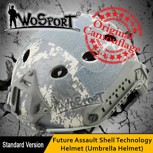 Military CS Lightweight Airsoft Hunting Paintball Ops-Core Combat PJ Fast Helmet