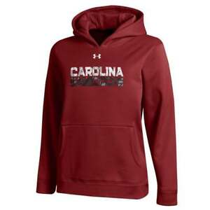 Boy's Under Armour South Carolina Gamecocks Performance Hoodie