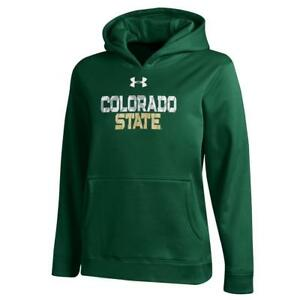 Boy's Under Armour Colorado State Rams Performance Hoodie