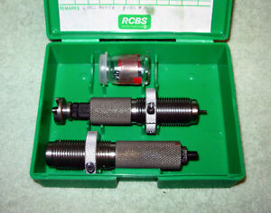 RCBS 30-06 Springfield Reloading SMALL BASE Die Set 14803