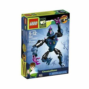 LEGO Ben 10 Alien Force Chromastone (8411) 2DAY DELIVERY