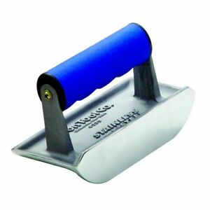 Bon  88-305 Cast Stainless Steel 6-Inch by 4-12-Inch Concrete Bullet Groover