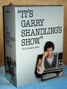 Its Garry Shandlings Show: The Complete Series (DVD 2009 16-Disc Set) TV NEW