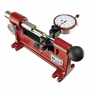 Hornady Lock N Load Ammo Concentricity Gauge Bullet Run Out Solution Trimmer